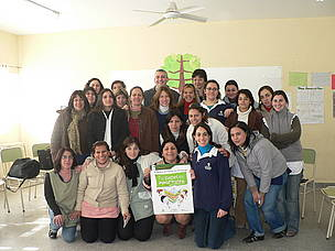 """© Taller de Vida Silvestre """"Tu papel es importante"""" en la provincia de Santa Fé."""