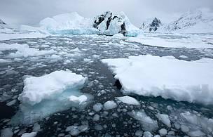 © Hielo marino, Antártida