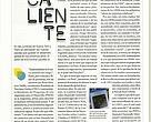 Agenda Caliente - Noticia Original publicada en la Revista Apertura el 24 de septiembre de 2015