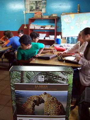 © Kit Educativo en escuelas de Misiones