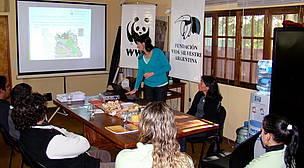 / ©: Charla informativa con representantes del sector turístico en Misiones
