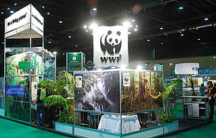 / ©: En el Congreso Forestal Mundial promovimos la meta de Deforestación Neta Cero a 2050
