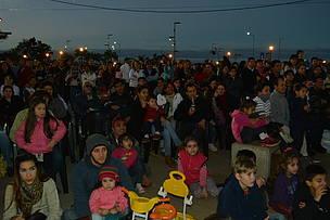 © Más de 350 personas participaron del Festival