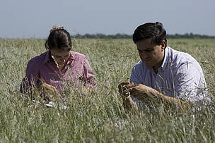 © Trabajamos con los productores agropecuarios para hacer un manejo de pastizales compatible con la conservación