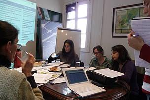 © Primera reunión de la Red Argentina de Reservas Privadas