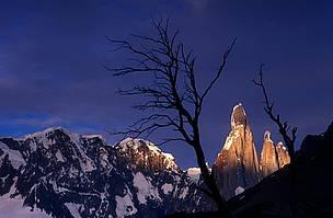 © Parque Nacional Los Glaciares, provincia de Santa Cruz