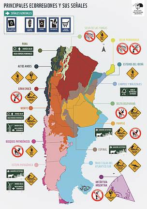 Ecorregiones Fundacion Vida Silvestre Argentina