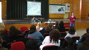 """© Taller """"La Selva en la Escuela"""" para docentes misioneros"""